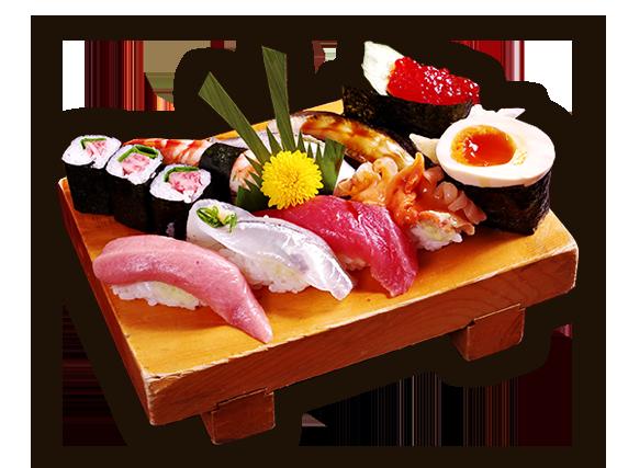 茨城県神栖市 忍寿司